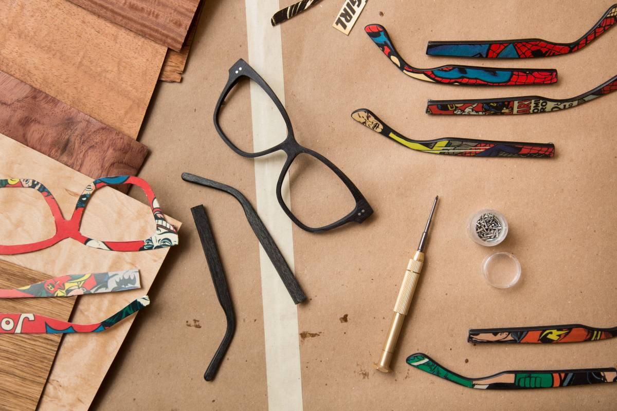 I am an eyewear maker